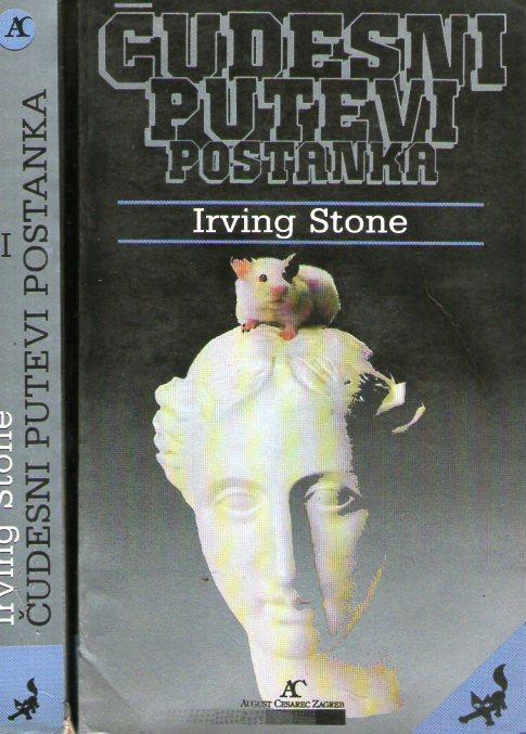 Irving Stone Cudesni Putevi Postanka I Ii Antikvarijat Ramajana